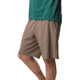 Houdini M's Light Shorts Men wheathered brown